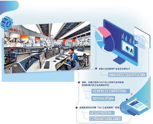 工业互联网迎来快速发展期